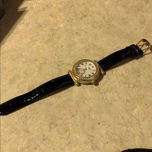 MICHELE CABER WATCH LIMITED EDITION 1.42CT DIAMOND